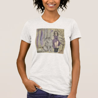 Fairy Tale fantasy women's t-shirt
