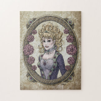 "Fairytale ""Beauty"" Fantasy Art Puzzle"