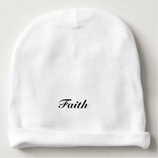 faith beanie baby beanie