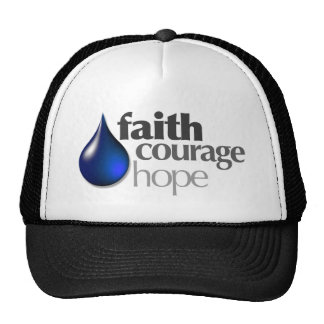 Faith - Courage - Hope Cap