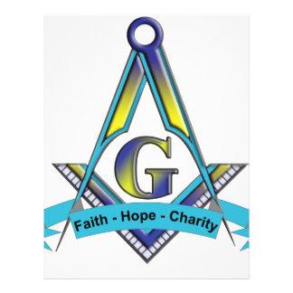 Faith, Hope, Charity 21.5 Cm X 28 Cm Flyer