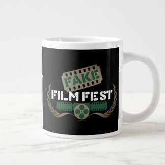 Fake Film Festival Large Coffee Mug