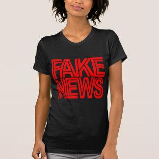 FAKE NEWS LOGO T-Shirt