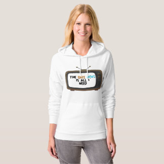 Fake News Political Protest Women's Hoodie