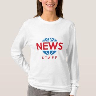 Fake News Staff T-Shirt