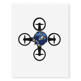 Falcon Drone Academy Tattoo