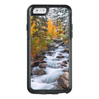 Fall along Bishop creek, California OtterBox iPhone 6/6s Case
