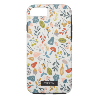Fall Botanical iPhone 8/7 Case