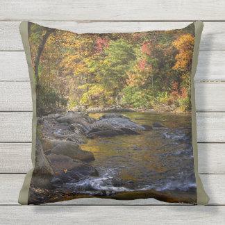 Fall Drama Throw Pillow