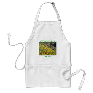 Fall Foliage - Letchworth State Park Standard Apron