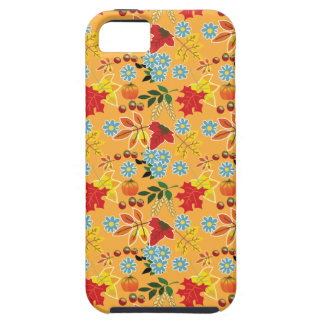 fall harvest patterns iPhone 5 cases