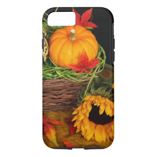 Fall Harvest Sunflowers iPhone 8/7 Case