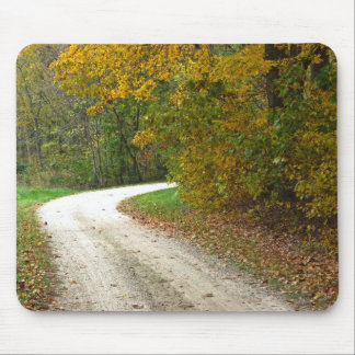 Fall In Mid Missouri Mouse Pad