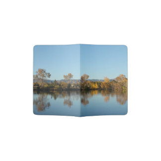 Fall Lake Passport Holder