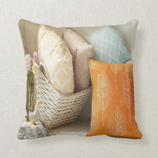 Fall Nesting Square Pillow