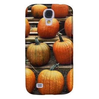 Fall pumpkins galaxy s4 case