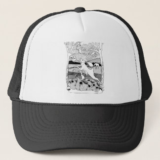 FallCelebration.jpg Trucker Hat