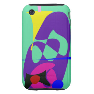 Falling in Love Tough iPhone 3 Cases