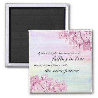 Falling In Love Magnet