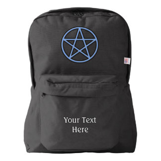 Falln Pagan Pentacle Backpack