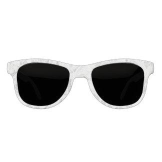 Falln White Lace Sunglasses