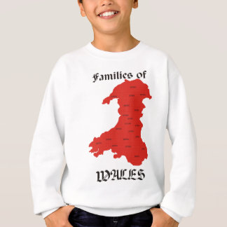 Families of Wales Sweatshirt