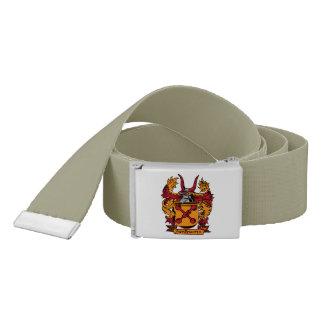 Family Crest Belt