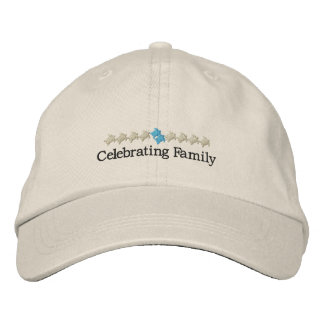 Family Embroidered Hats