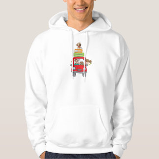 Family Holiday Mens Hoodie