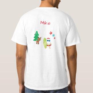 Family Holiday Shirt Tropical Edition