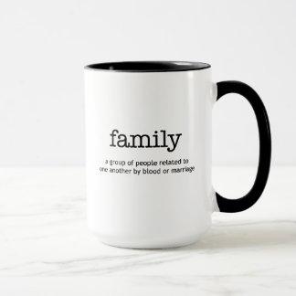 Family Inspiration Mug