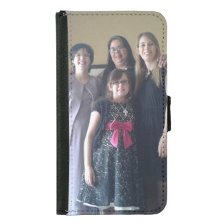 Family Photo Wallet Case