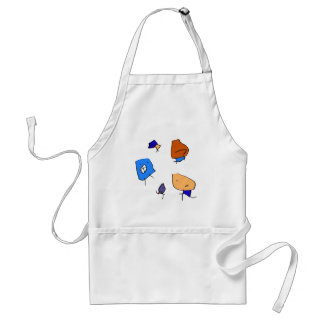 Family Picture Adult Apron