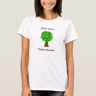 Family Reunion Tree T-Shirt