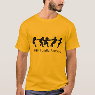 Family Reunion Tug O' War T-Shirt