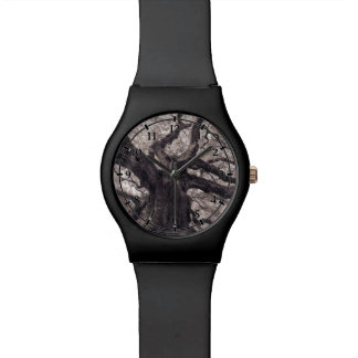 Family Tree Nature's Old Mighty Wisdom Wrist Watches