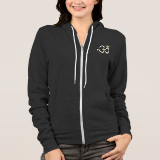 Famous Art of OM Symbol In Fashion Hoodie