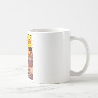 Famous Fantastic Mysteries 05-01_Pulp Art Basic White Mug