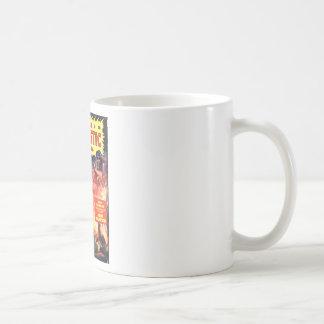 Famous Fantastic Mysteries 4_Pulp Art Basic White Mug