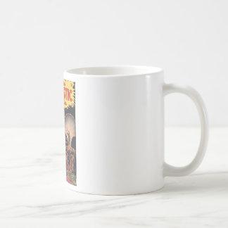 Famous Fantastic Mysteries v03n04 1941-10_Pulp Art Basic White Mug