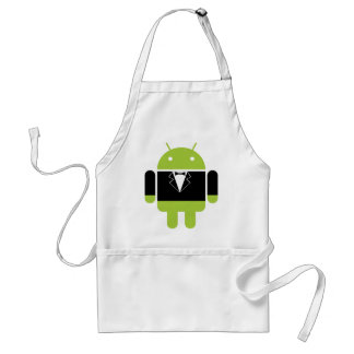 Fancy Android Apron