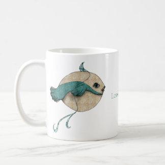 Fancy Fish Is Lookin' Good Mug