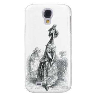Fancy Giraffe Galaxy S4 Covers