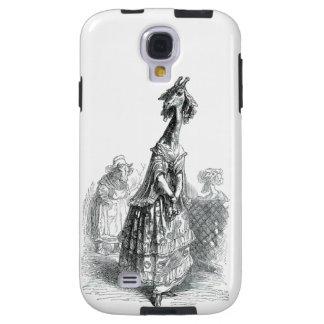 Fancy Giraffe Galaxy S4 Case