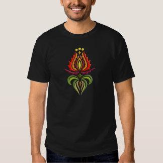 Fancy Mantle Embroidery - Hungarian Folk Art Tshirt