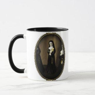 Fancy Nun Mug
