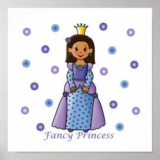 Fancy Princess Print