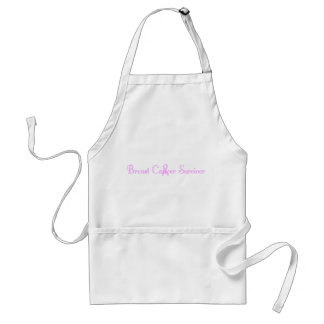 Fancy Survivor Apron
