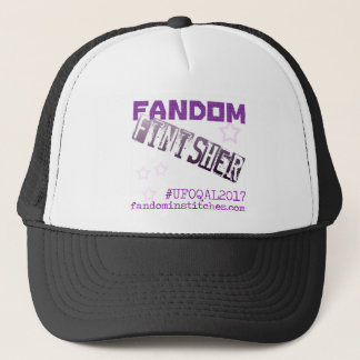 Fandom FINISHER Trucker Hat