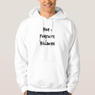 Fangtastic Halloween Hooded Pullovers